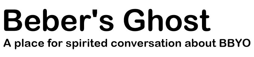 Beber's Ghost